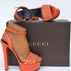 🌹🌹😘Gucci heels authentic